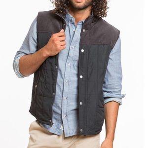 Marin Layer Corduroy Knowlton Vest Size:M